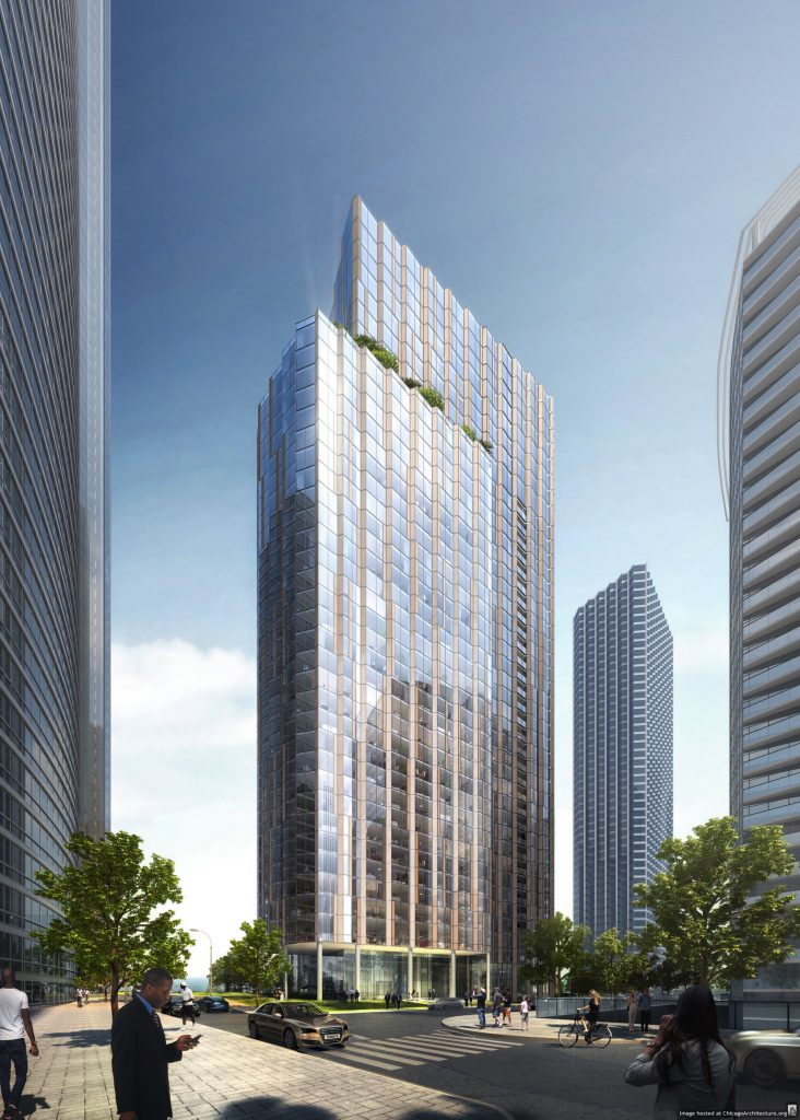 Rendering of Towers K/L (Courtesy of bKL Architecture)