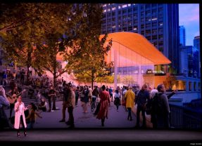 Downtown Chicago Apple Flagship To Open October 20