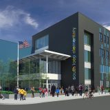 Bell Rings For New South Loop Elementary School