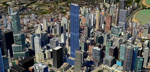 Massive New Michigan Ave Tower Uncovered and What It Might Look Like