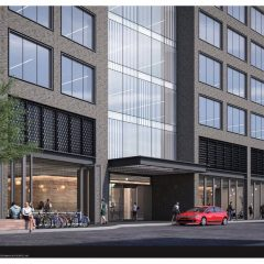 New Chicago Office Building to be Aggressive on Being Passive