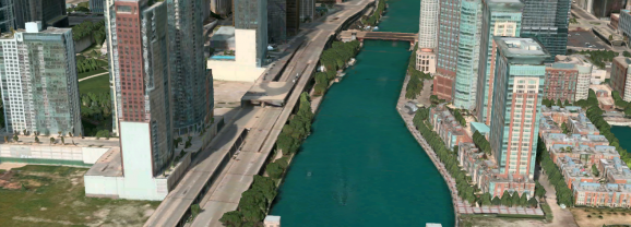 Chicago's Lesser-Known Downtown Riverwalk To Be Spruced Up