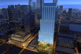 Union Station Redev Dumps Ugly Hat, Gains Pretty Tower
