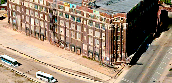 Another Chinatown Hotel on the Way