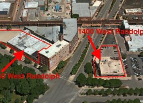Groundbreaking Date Set for Two West Town Buildings