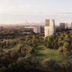 Today's the Unofficial Start of Construction on the Obama Center
