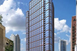 33-Story Banquet Coming to the Fulton River District
