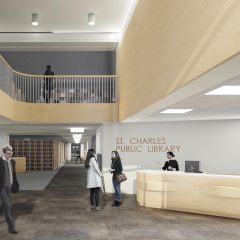 A Look at Saint Charles' Public Library Renovation
