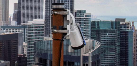 Watching the Watchers: The Webcams on Chicago's Skyscrapers