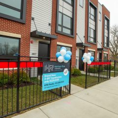 First Phase of New Affordable Housing Complex Now Open