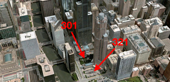 We're Just Months Away From the Start of Two New Wacker Drive Office Towers